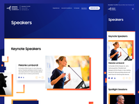 SDC 2018 - Speakers Page