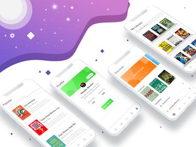 Book Store iPhone X