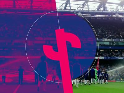favday intro kinetic letters typogaphy typo sport design logo dynamic football motiongraphics motion graphics motion design 2d animation motion