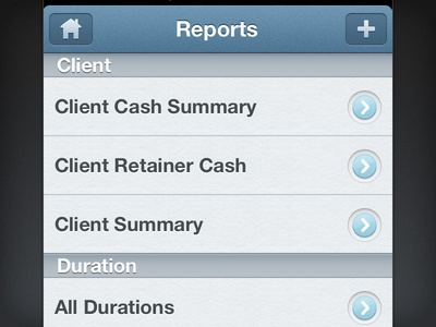 iOS User Interface Design: Hours UI 2