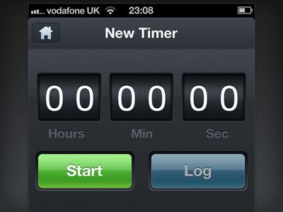 iOS User Interface Design: Hours UI 3