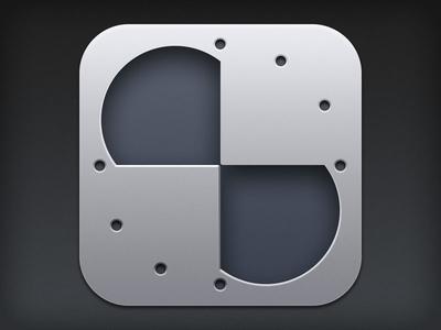 iOS App Icon Design: Hours