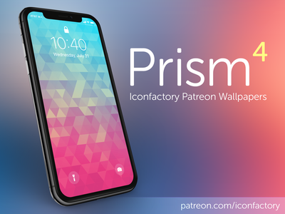Prism 4 Wallpaper gedeon maheux triangles bright summer spring colorful desktop wallpaper home screen iconfactory ipad iphone lockscreen macos patreon prism wallpaper desktop geometric