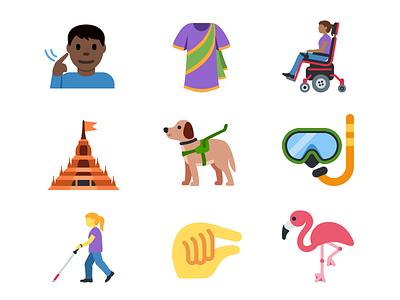 Twitter Unicode 12 Emoji emote web iconfactory social media people animals diversity icons emoji twitter