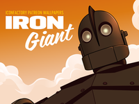 Iron Giant Wallpaper