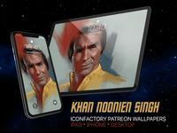 Khan Noonien Singh Wallpaper