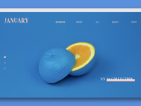 Landing Page V2 - Daily UI Challenge