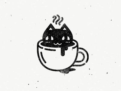 Latte Kitty Cat