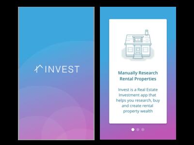 Invest iOS App