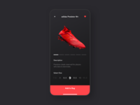 Cleatz App Concept
