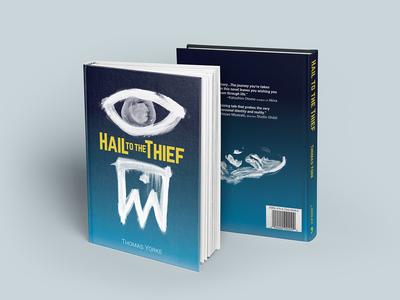 Hail to the Thief portfolio design radiohead typography book art