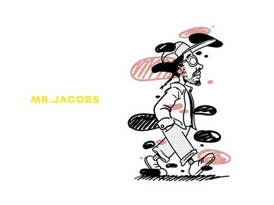 Stroll illustration
