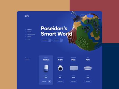 Poseidon's Smart World