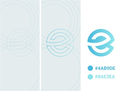 e logo e logotype design branding graphic design logo