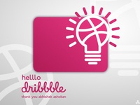 Hello Dribbble Society