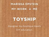 Toyship Responsive Header