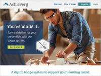Achievery Marketing Site