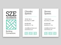 SZE Business Cards