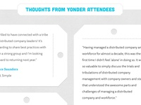 Yonger Thought Tags