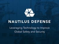 Nautilus Defense Branding