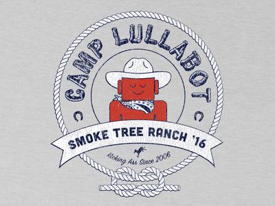 Camp Lullabot Shirt, 2016