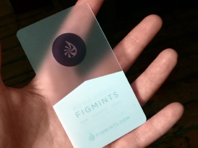 Figmints card
