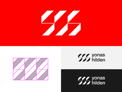 yonas hilden, architect logo