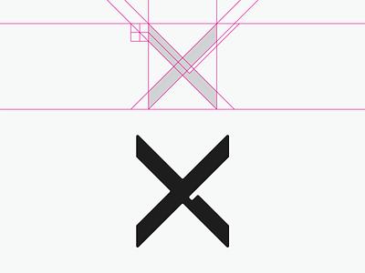 X + Y/Y+X mark brand branding freelancer logodesigner logo design logo monogram logo minimal typogaphy type monogram