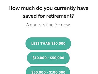Retirement Survey