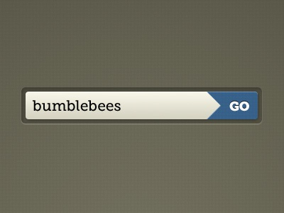 Bumblebees search