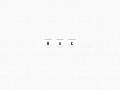3 Views icons