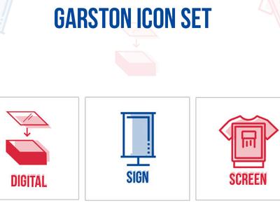 Garston Icon Set icon iconography