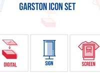 Garston Icon Set