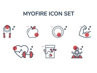 Myofire Icons