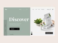 Baz Web UI Design Concept