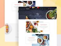 Blog Page UI