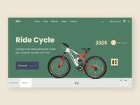 Ride Cycle Web UI