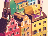 SHOP magazine AW17 – Stockholm