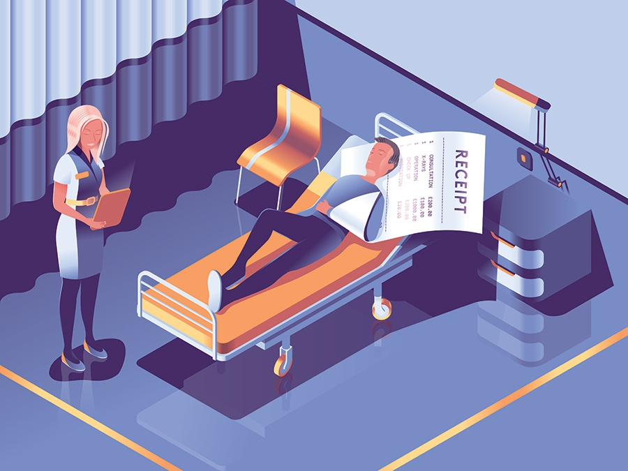 Which money privatehealth dribbble