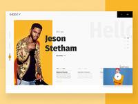 e-Portfolio Banner Design