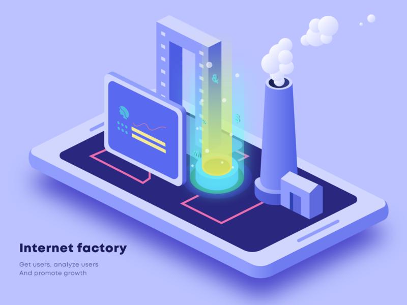 Internet factory