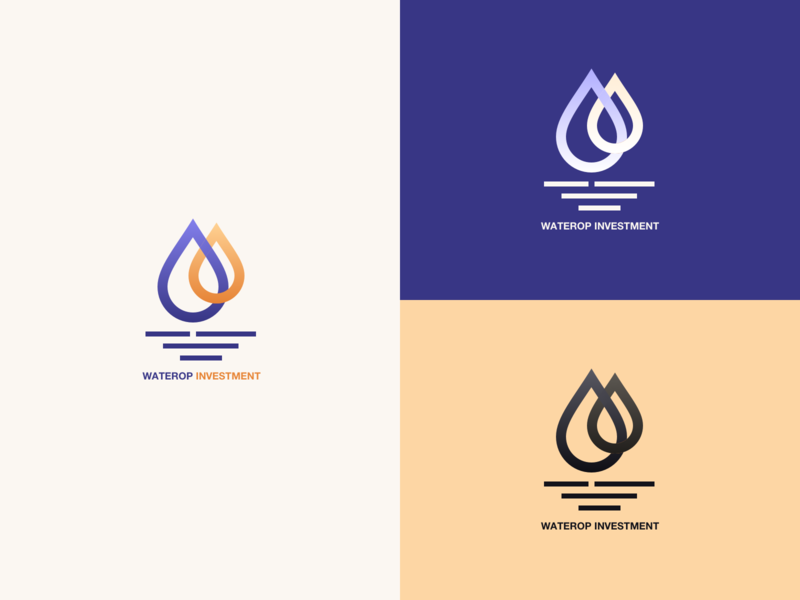 Investment  logo design logo