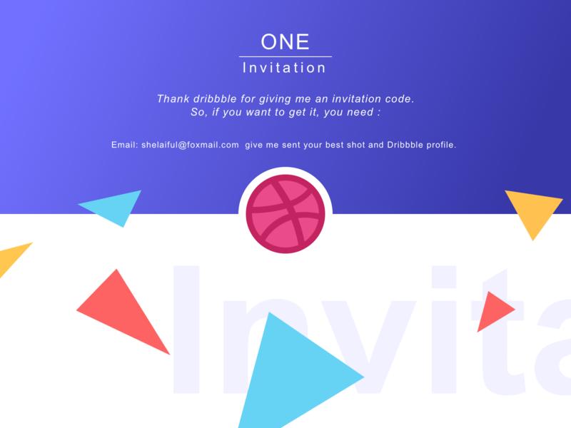 Invitation Code invitation code