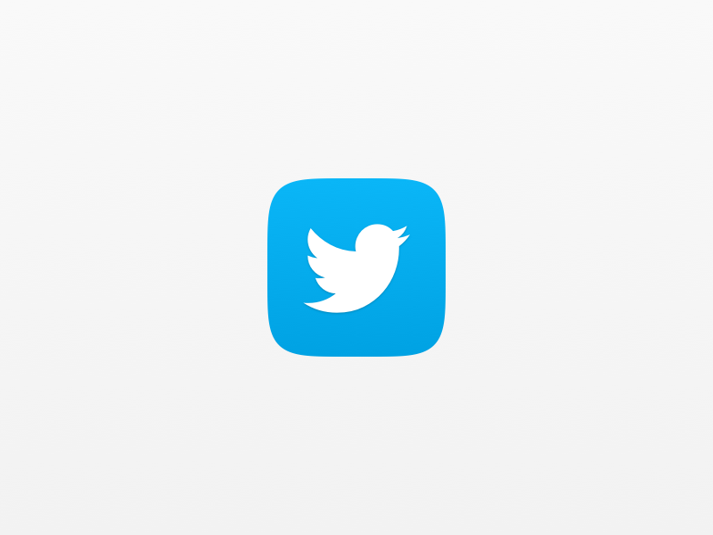 how to add twitter icon to website