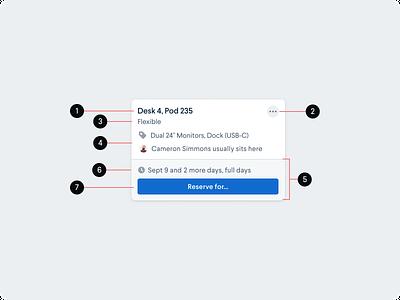 Explainer Frame popover tooltip productdesign minimal ui