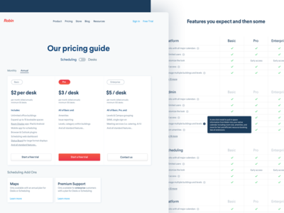 Pricing feat. Table landing page design pricing page marketing landing page feature list pricing plans pricing table pricing feature table