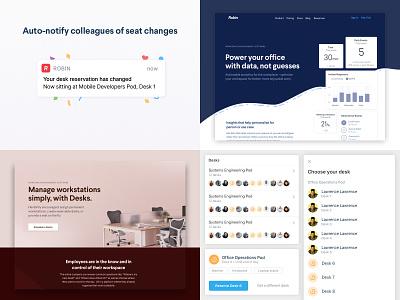 2018 is a wrap! typography design framerjs ui app marketing site vector sketch landing page sketch app