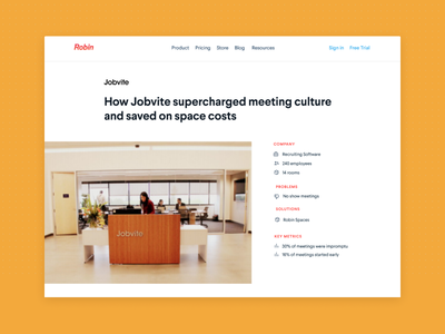 Robin & You responsive web design figmadesign figma larsseit case study