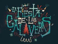 LA FIESTA DE LAS CALAVERAS