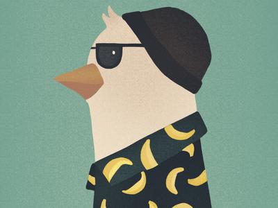 Cool goose
